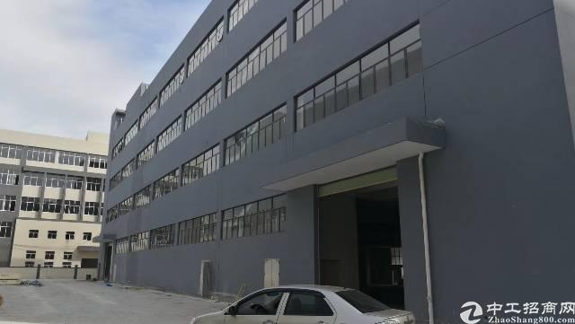 平湖平龙路大水坑收费站全新厂房5万平方米独院或分栋出租