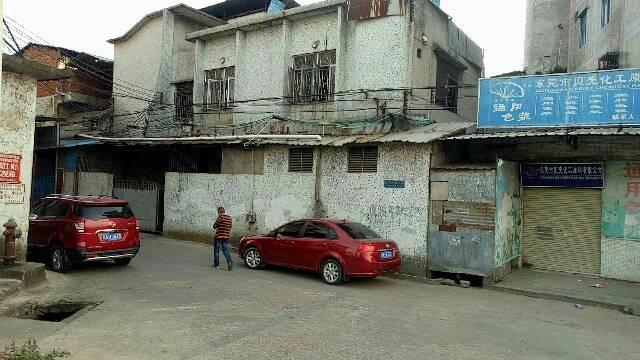 黄江镇莞樟路边独院厂房2500平米招租