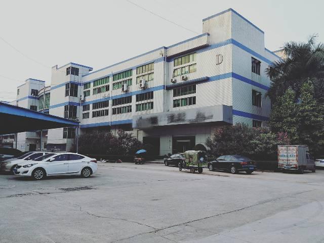 松岗沙浦工业区新出独院厂房11000平米出租