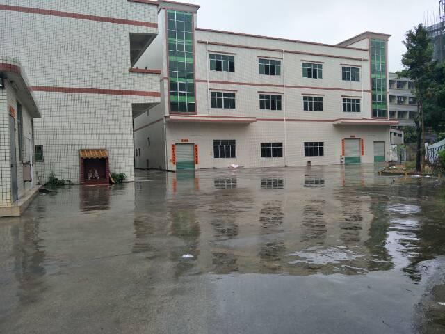 黄江靠深圳新空出独院厂房分租楼上1250平方出租,可做珍珠棉-图2