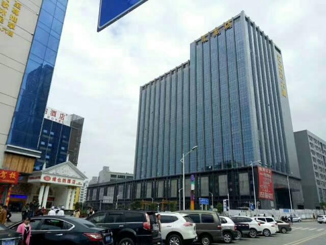 福永塘尾地铁站附近写字楼出租