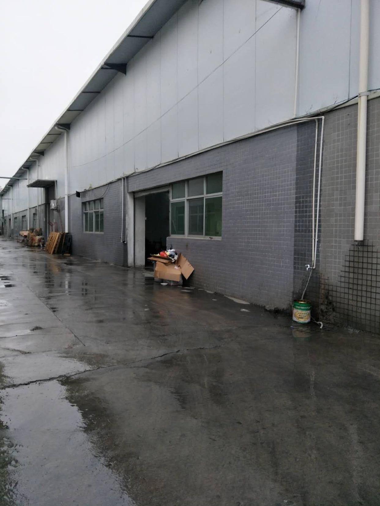 单一层独栋厂房招租2000平方,滴水7米