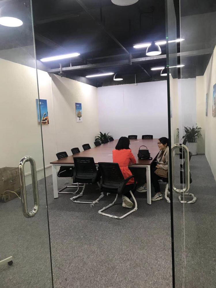 龙华大浪商业中心旁高新产业园精装修厂房900平-图3