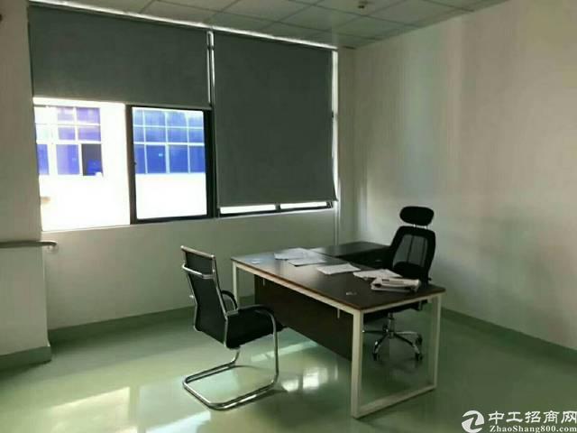公明中心新出豪华装修厂房2500平米-图5