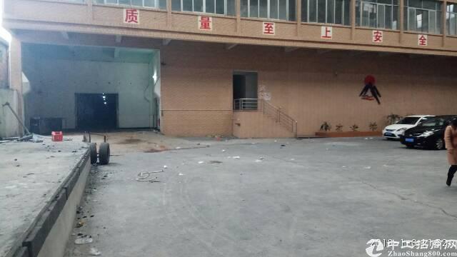 新出标准厂房12000平方1-3层,有3吨电梯-图2