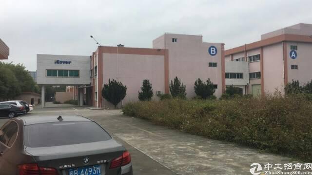 高埗镇工业园区内独栋二楼带无尘车间厂房出租