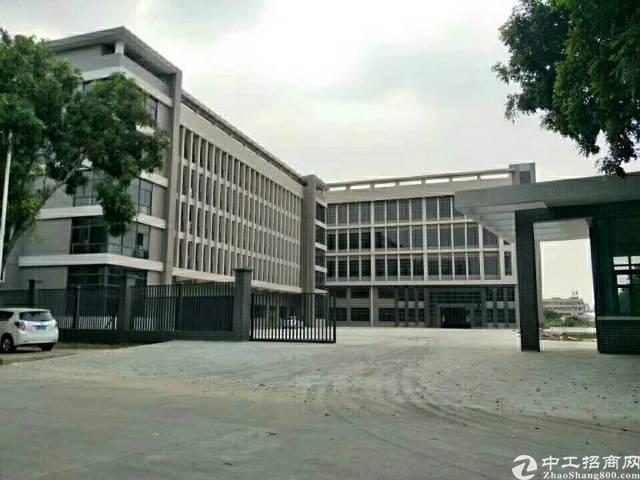 新出原房东全新标准独院厂房1-4层17500平方宿舍3000