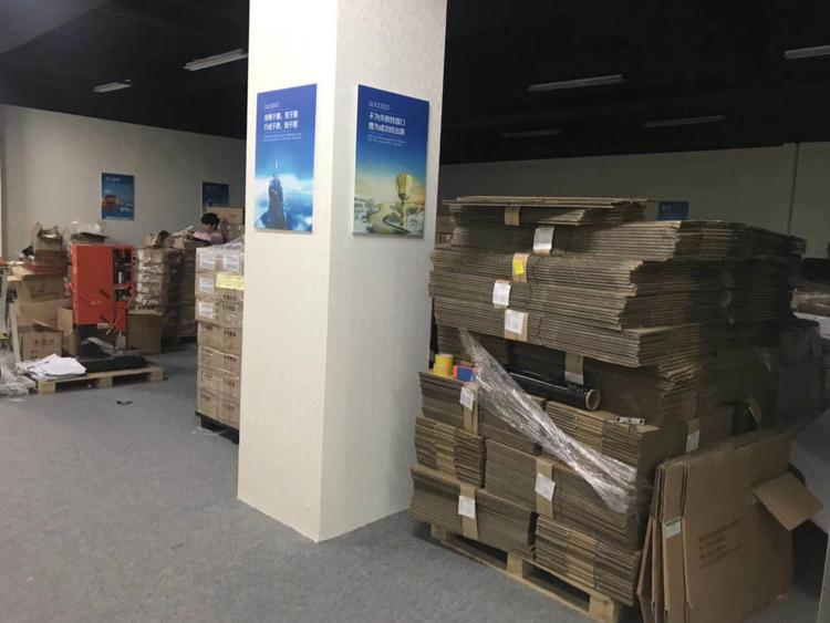 龙华大浪商业中心旁高新产业园精装修厂房900平-图2