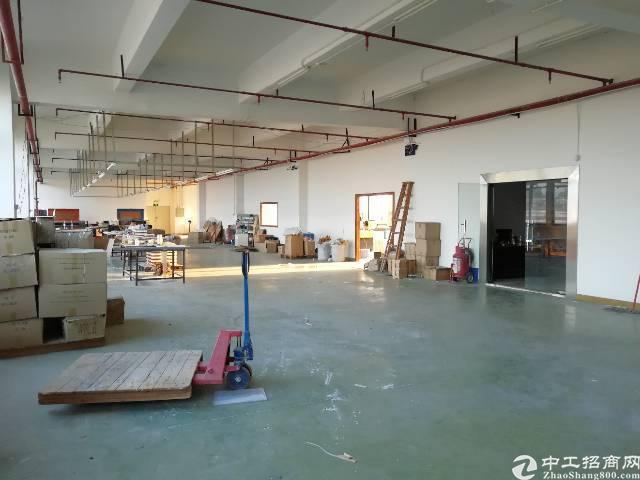 龙华新区大富工业园区三楼3180平方带精装修-图6