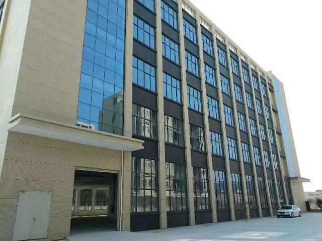 东莞市大朗镇成熟工业区空出三楼整层3500平米可整租可分租