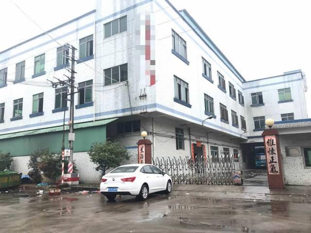 高埗新出标准厂房1-3层 4500平 宿舍两层500