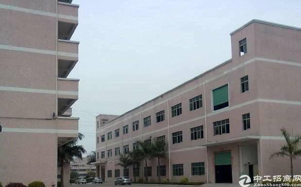 大岭山新出680平米标准厂房一楼出租,可做噪音。