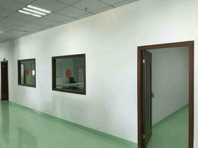 公明中心新出豪华装修厂房2500平米-图3