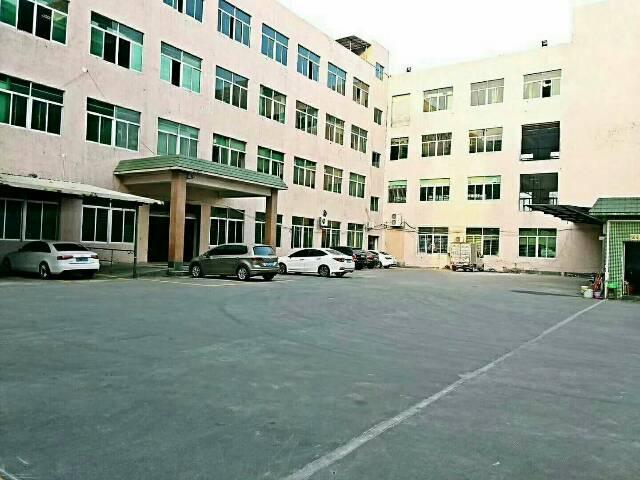 乌沙新出精装修厂房一整层2350平方低价出租