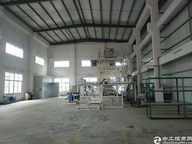黄江镇全新独栋钢构厂房出租-图2