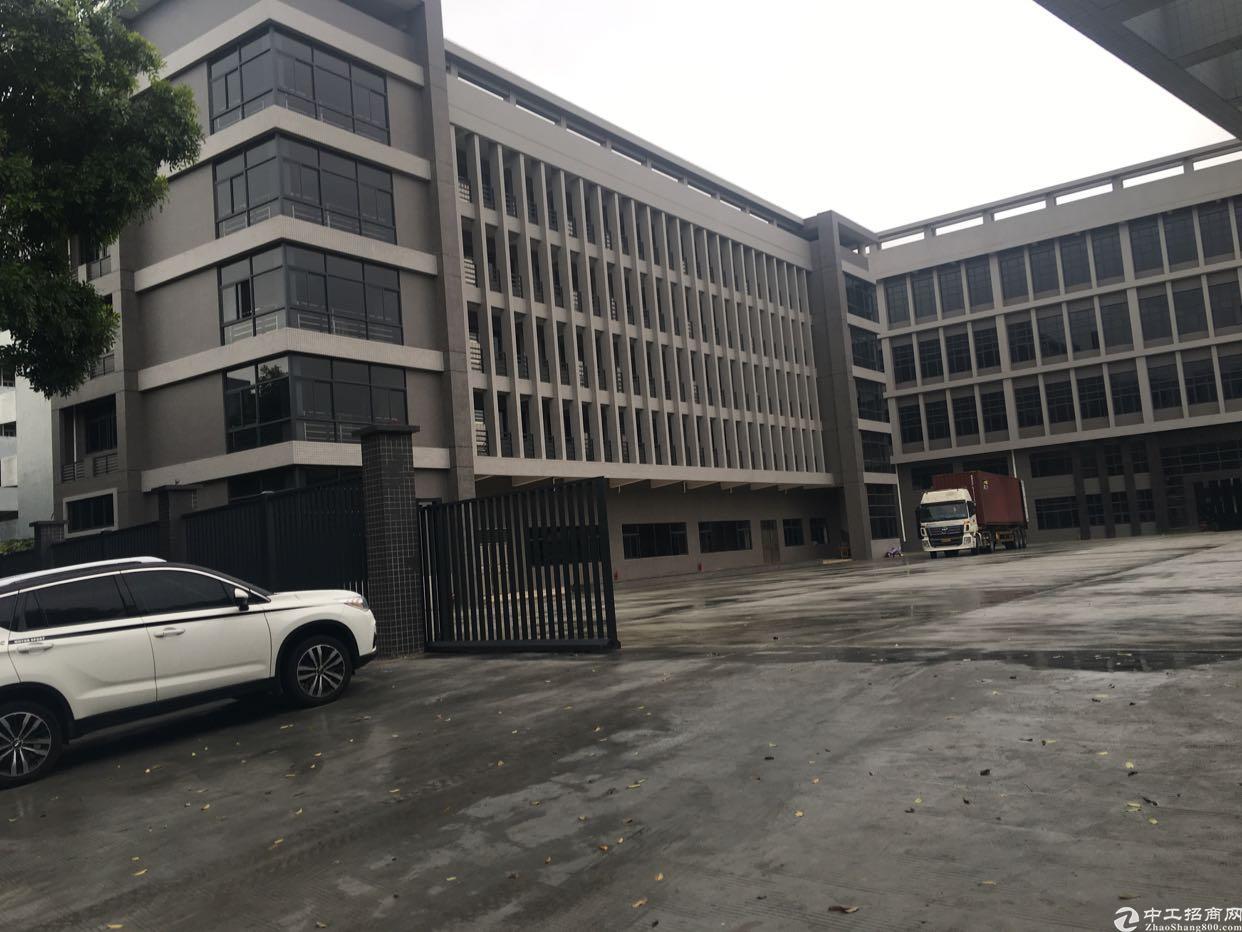 企石镇新出全新标准厂房20000平方,一楼8米