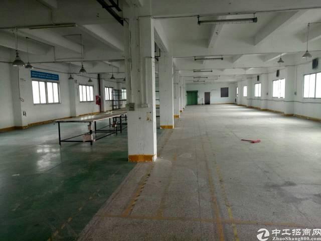平湖华南城边上新出独院分租1350平方