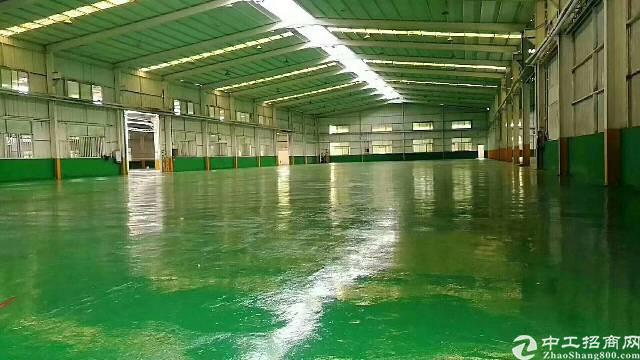 惠州惠阳新圩钢构厂房2560平方滴水7米电200面积实际