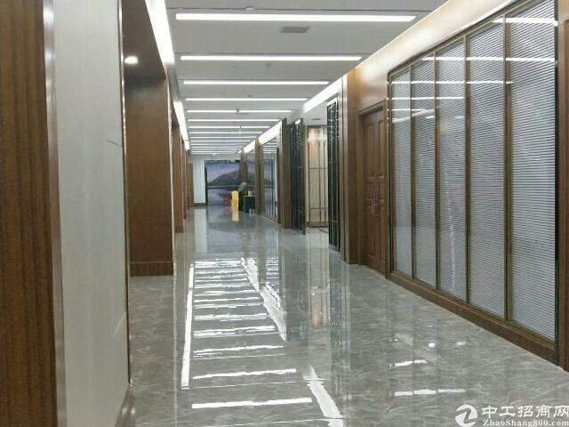 精装5A级写字楼未来地铁口