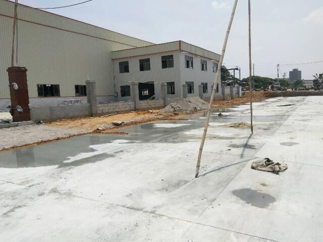 东莞市横沥镇新出独门独院钢构厂房出租10000平方-图3