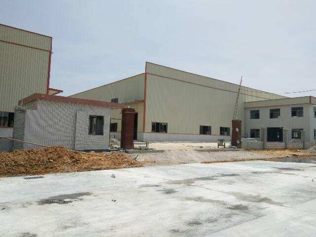 东莞市横沥镇新出独门独院钢构厂房出租10000平方-图2