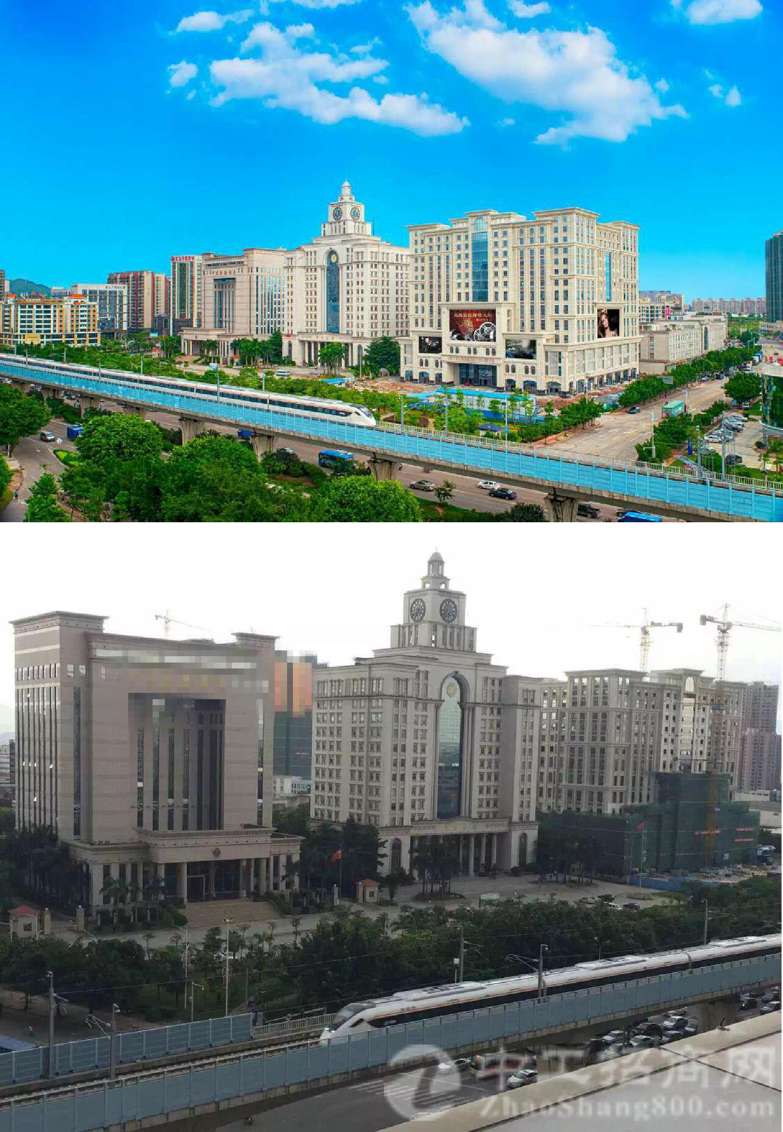 惠州仲恺高新区建筑 58000 ㎡商业楼出售
