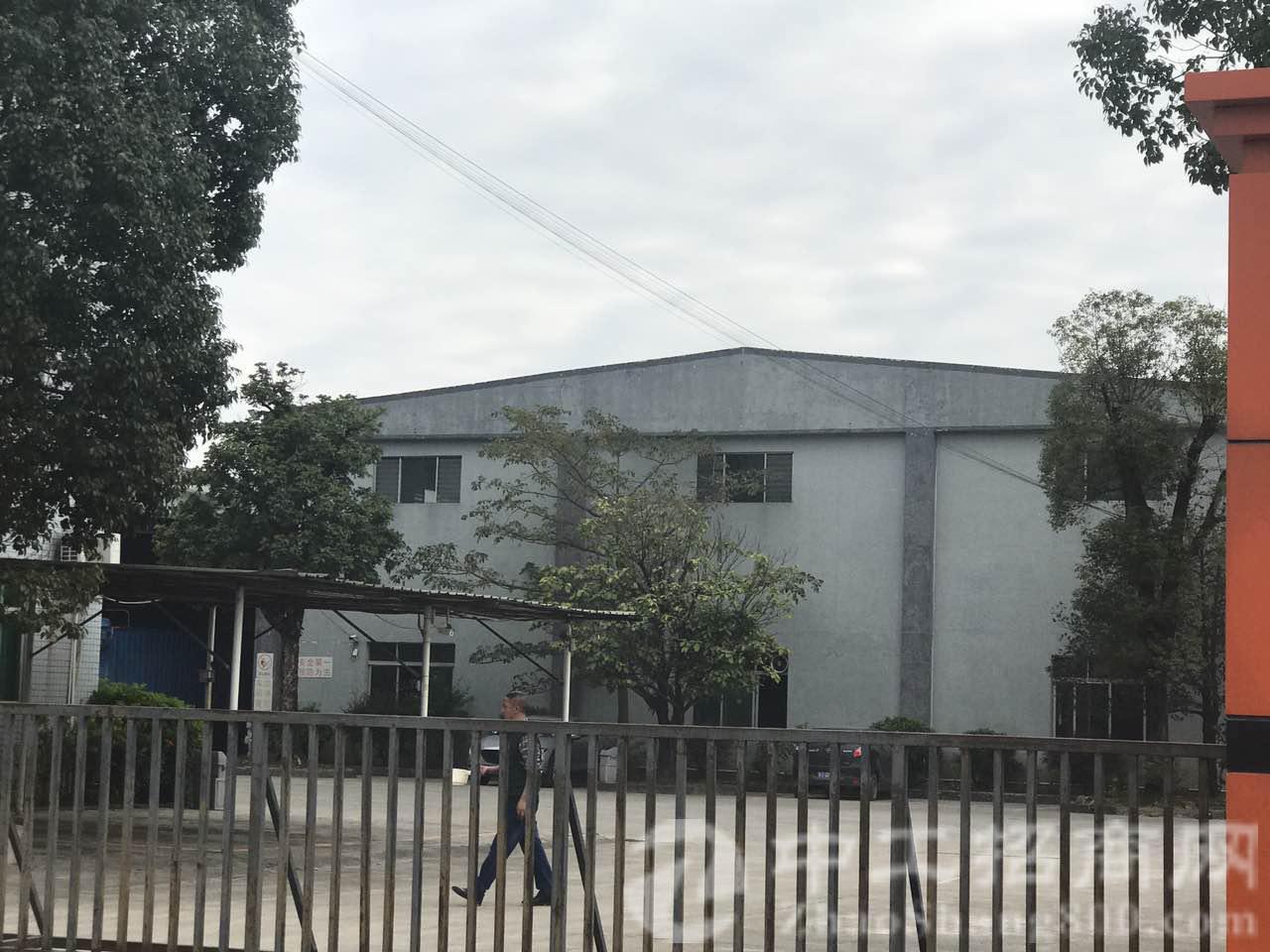 惠州市龙溪镇占地 16500 ㎡建筑 17433 ㎡国有证厂