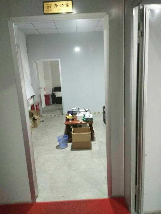 宝安大道附近楼上带装修厂房680平方-图5