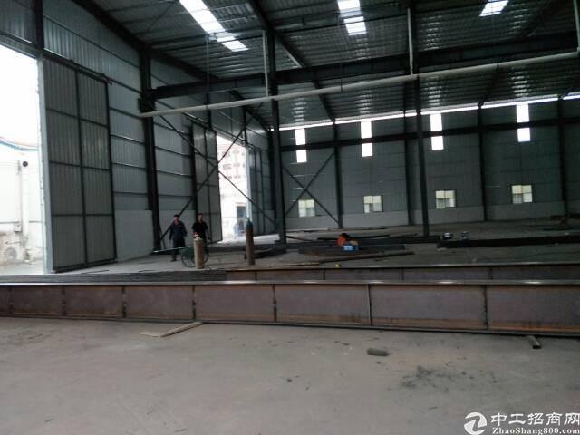 东城光明工业园分租单一层钢构
