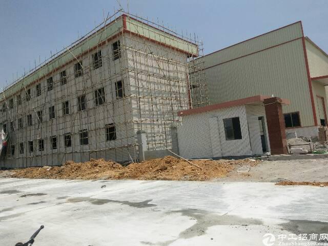东莞市横沥镇新出独门独院钢构厂房出租10000平方