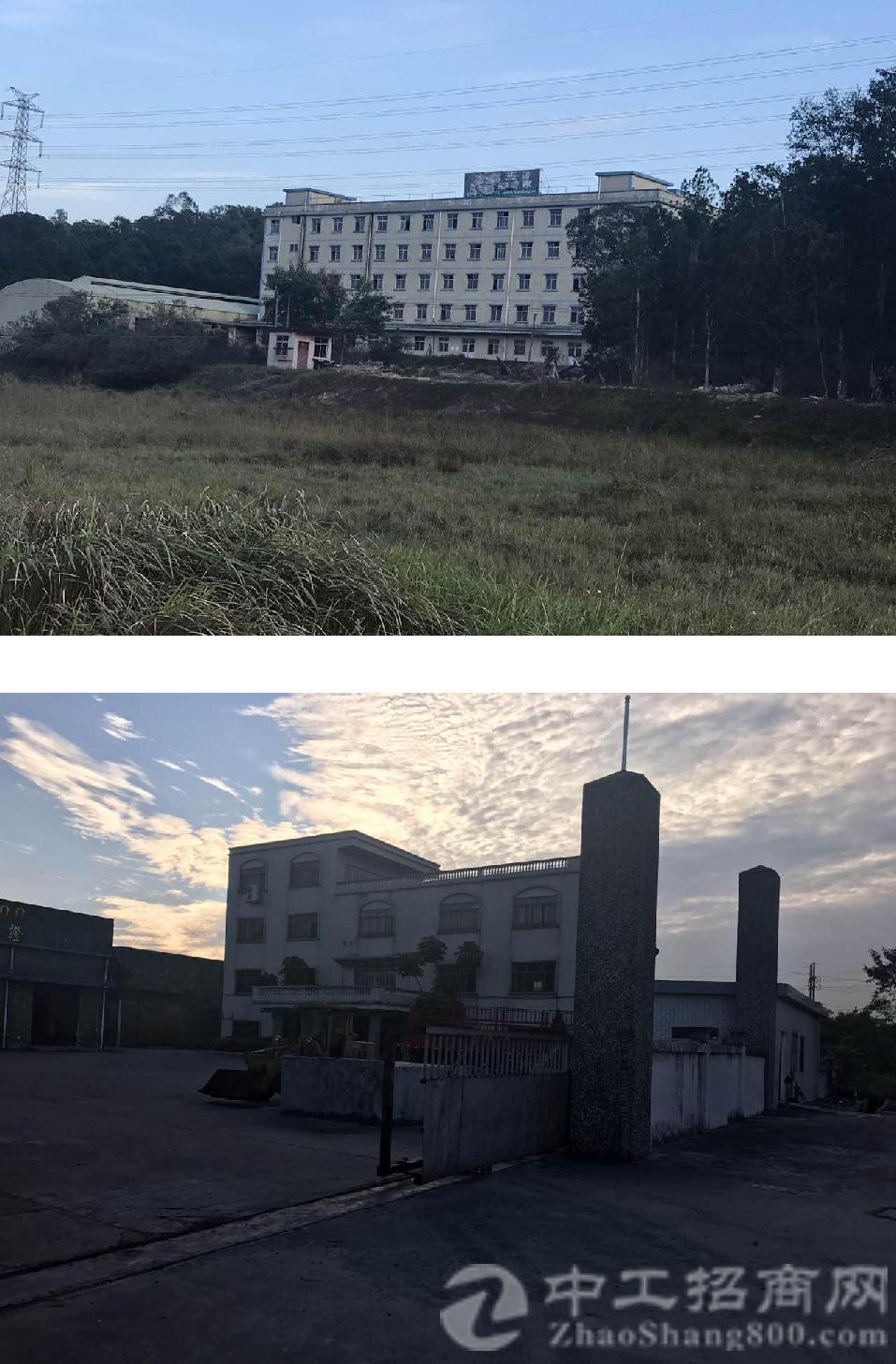 博罗县长宁镇建筑 17844 双证齐全 厂房出售