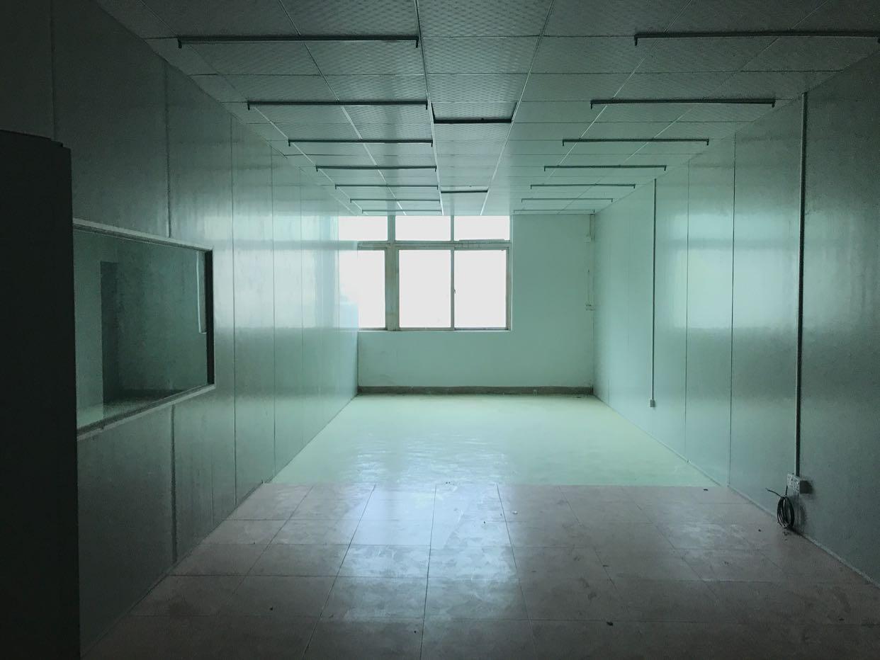 横岗 四联740平四楼厂房出租,带装修-图4