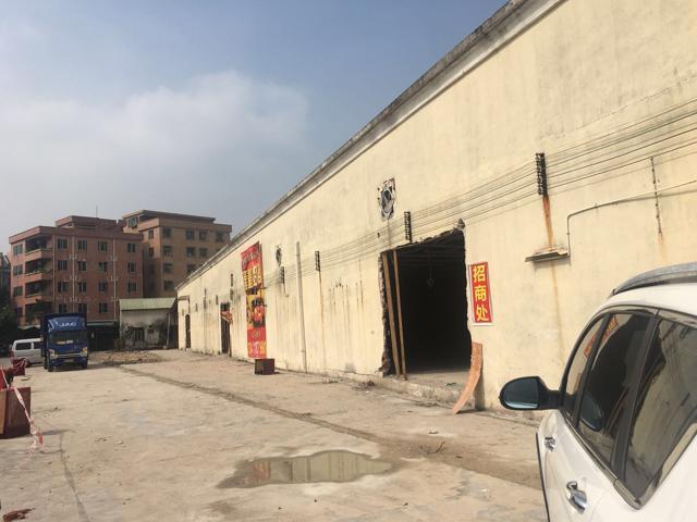 深圳龙岗横岗钢结构厂房出租