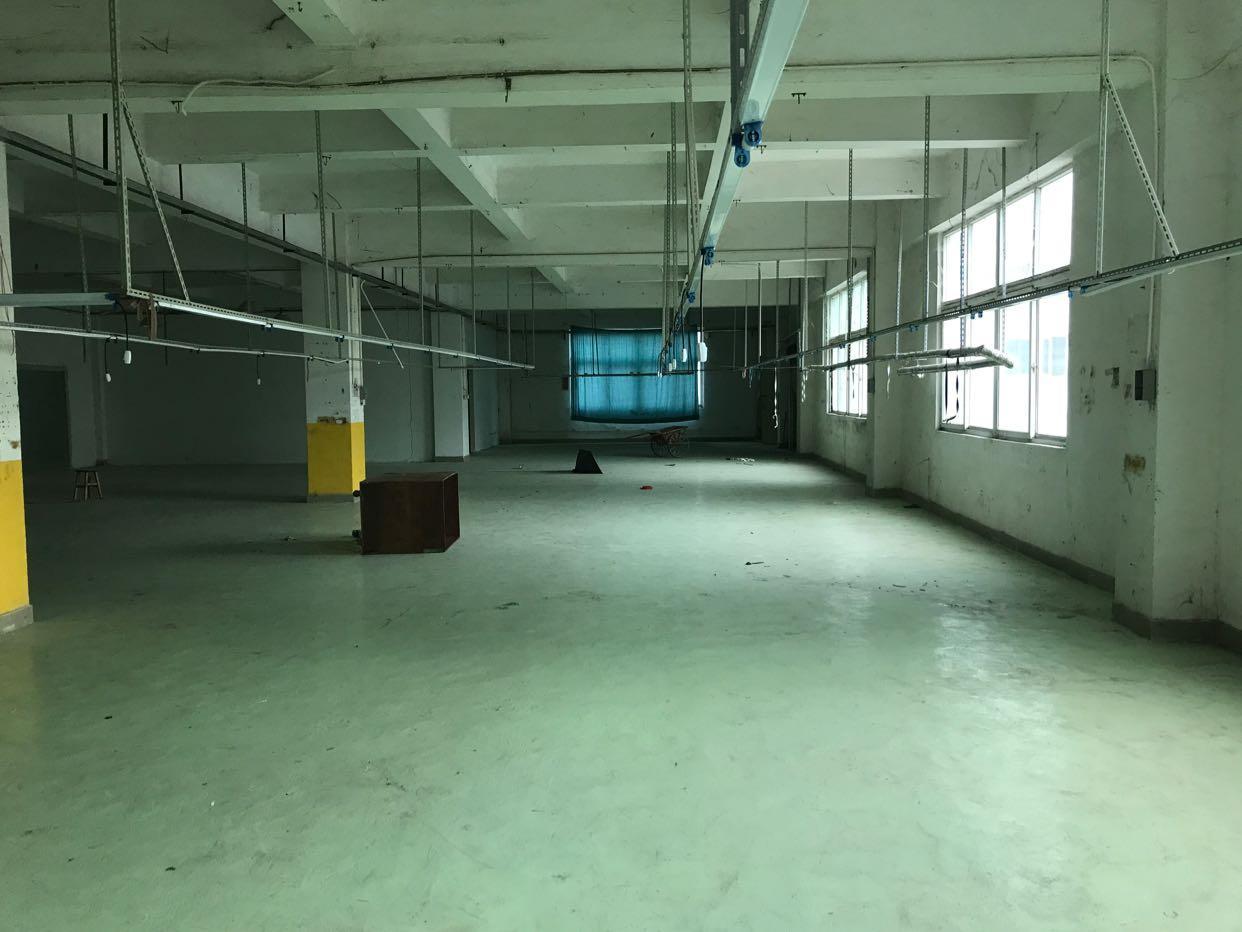 横岗 坳背市场新出一楼厂房500平 厂房出租