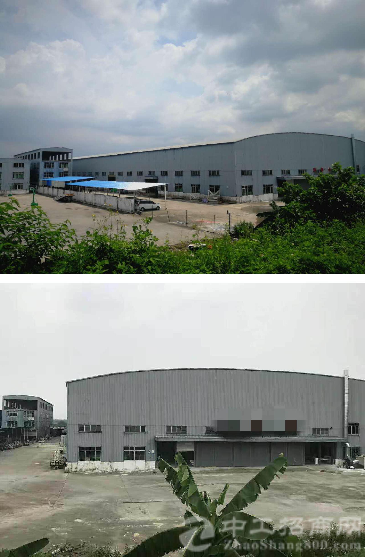 惠州石湾 9600 ㎡村委合同厂房出售