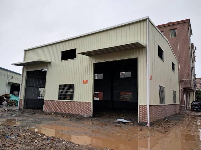 横沥镇原房东全新钢构厂房