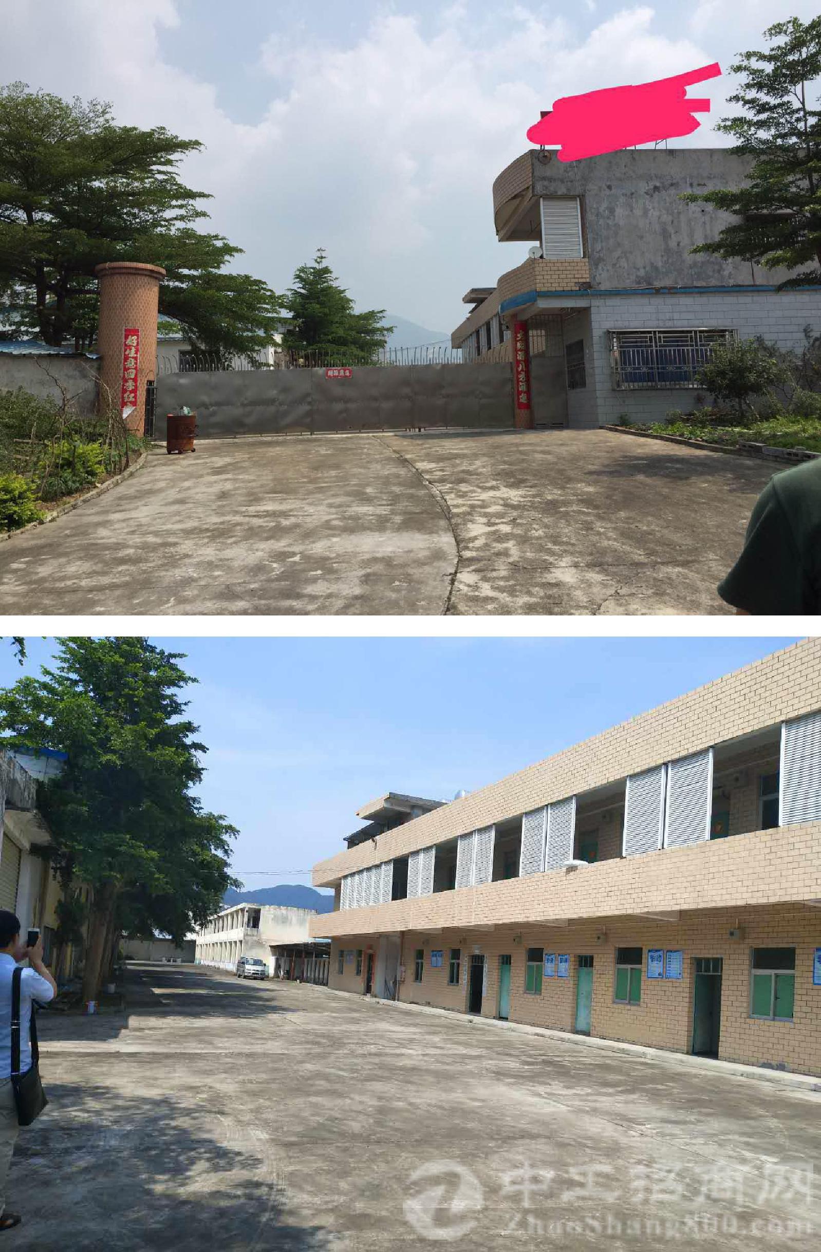 惠州新圩镇建筑 6000 ㎡村委合同厂房出售