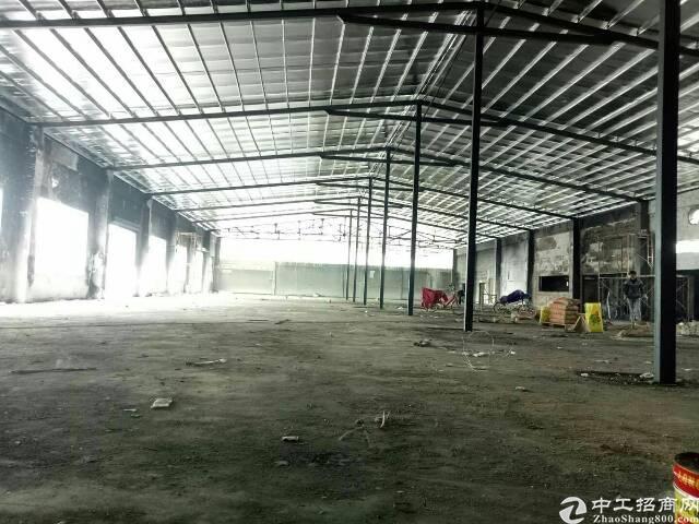 东莞东城区余屋工业区独栋单一层厂房出租