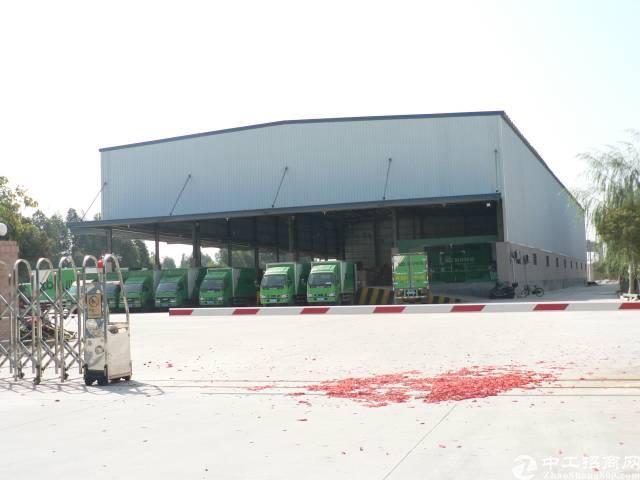 万江物流园区3200平米带卸货平台租25