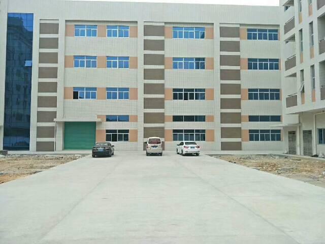 大岭山国道边新出全新厂房3200平米14低价出租