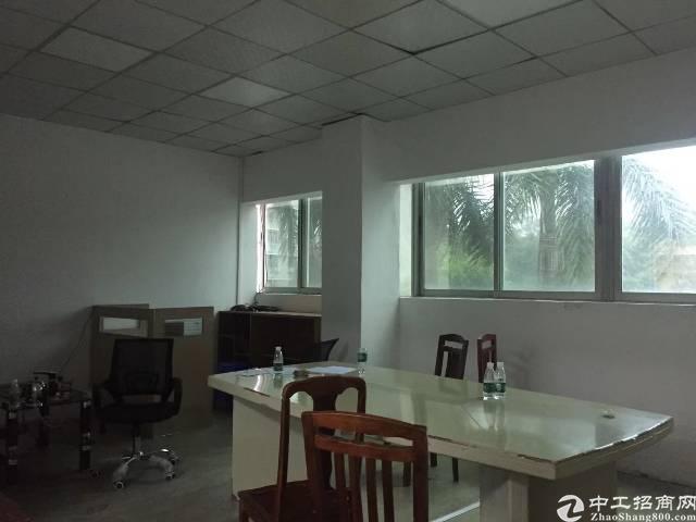 塘厦镇新出二楼可以做电池带装修厂房靠近深圳观澜