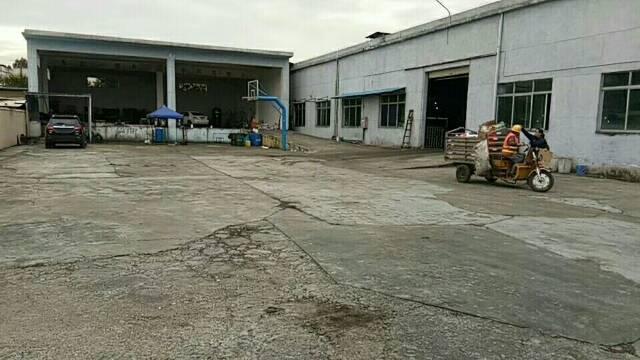 大岭山镇金桔村单一层独院厂房带卸货平台3600平米出租
