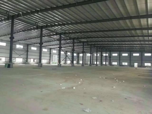 清溪三中高速出口单一层厂房