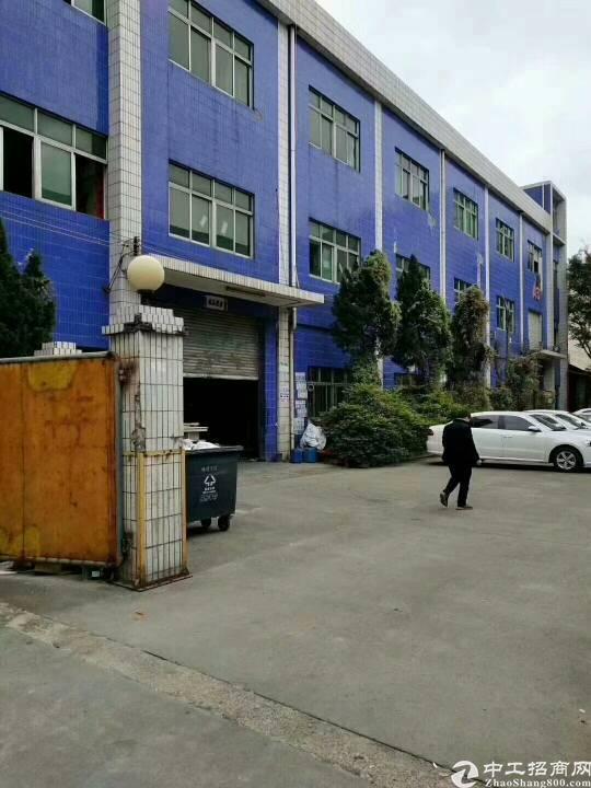 观澜福民新出独院厂房两栋三层各3600㎡。