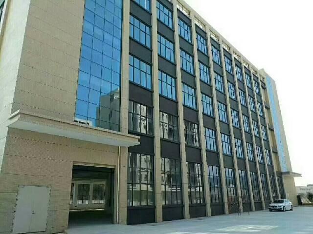 大岭山新出标准厂房三楼1100平方,现成办公室装修-图4