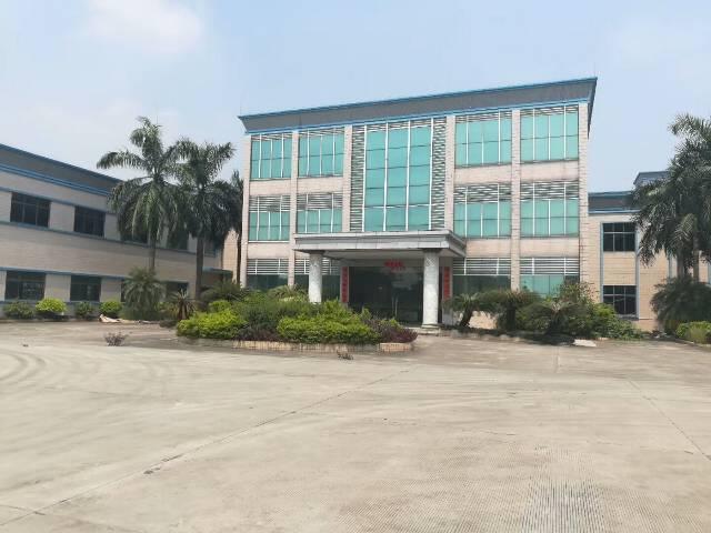 茶山镇工业园标准厂房分租一楼1000平