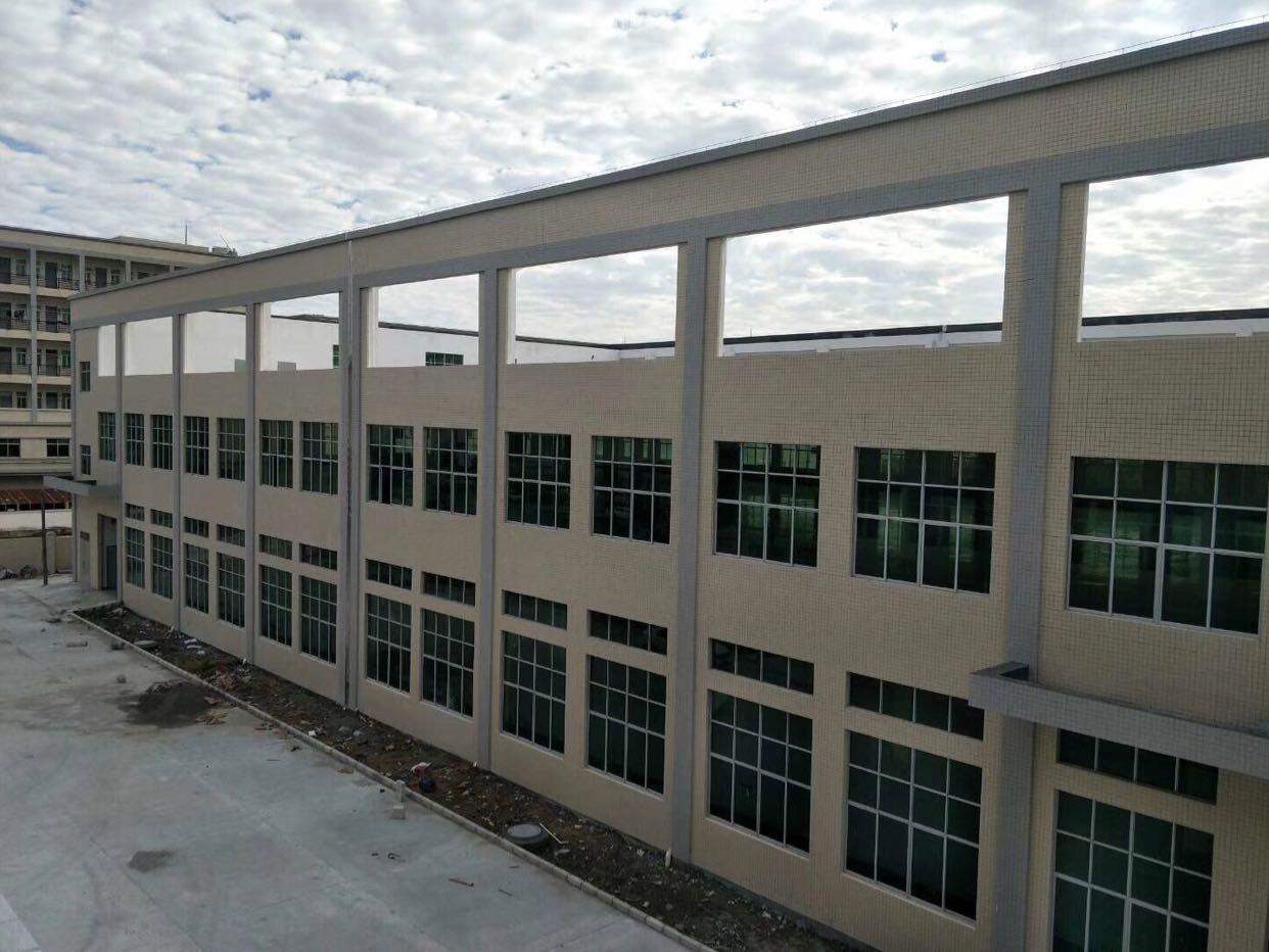 厚街靠虎门新出两层物流仓库出租、原房东招租、实际面积