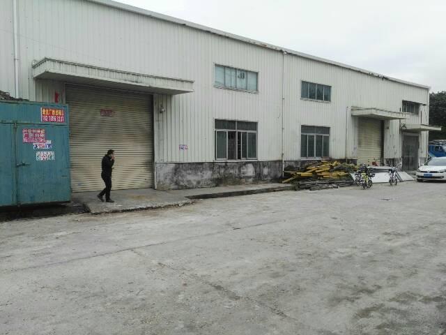 龙岗区坪地新出独院标准加钢构厂房出租