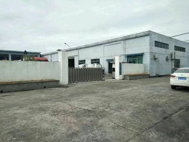 清溪靠塘厦凤岗独院单一层标准厂房2700平米出租