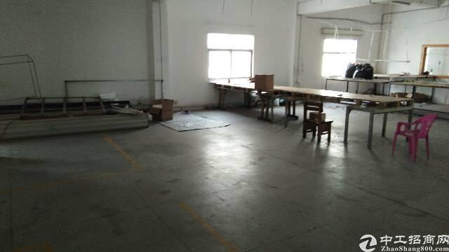 华南城南门新出一楼1300平方厂房